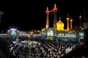 تصاویر/ احیای شب نوزدهم ماه مبارک رمضان در حرم حضرت معصومه(س)