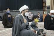 مراسم شب قدر در دانشگاه قم برگزار شد