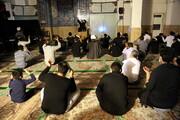 تصاویر/ مراسم شب نوزدهم ماه مبارک رمضان در مساجد پردیسان