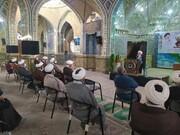 رعایت حجاب مهم تر از سفره اندازی برای علی(ع) و پختن شله زرد است