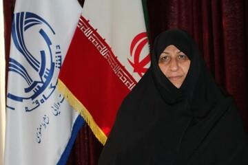 زهره برقعی گزینه احتمالی مدیریت جامعة الزهرا