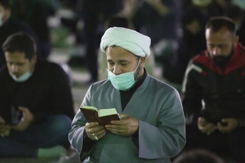 تصاویر / مراسم احیاء شب نوزدهم ماه مبارک رمضان در مسجد مقدس جمکران