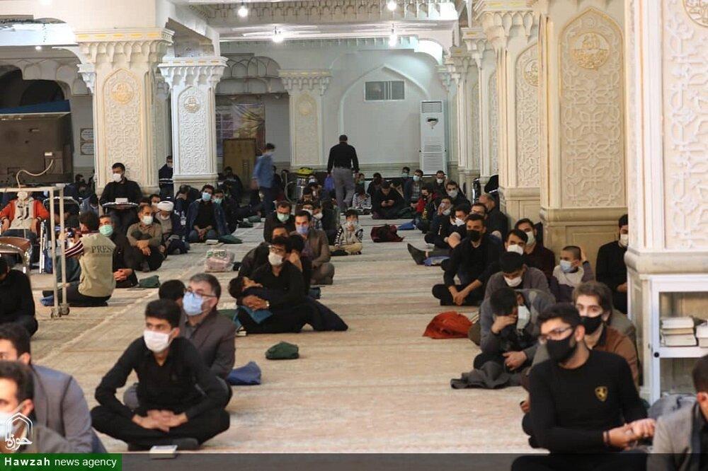 تصاویر/ مراسم شب نوزدهم ماه مبارک رمضان در مصلای اردبیل