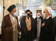 تصاویر / مراسم بزرگداشت مرحوم آیت الله حسینی کاشانی