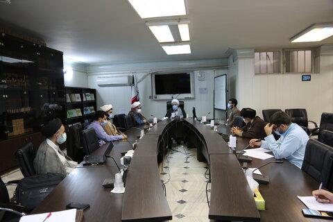 بازدید حجت الاسلام والمسلمین آقاتهرانی از مرکز تحقیقات اسلامی مجلس