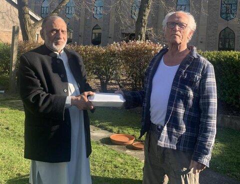 ابتکار جدید «داوطلبی میان ادیانی» در ماه رمضان در کیلی انگلیس