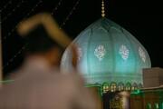 تصاویر/ مراسم احیای شب بیست و یکم ماه مبارک رمضان در مسجد مقدس جمکران