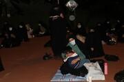 تصاویر/ مراسم احیای شب بیست و یکم رمضان در کردستان