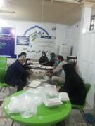 ۱۰۰۰ پرس غذا گرم از محل جمع آوری زکات بین نیازمندان یاسوج توزیع شد