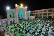 تصاویر/ مراسم احیای شب بیست و یکم ماه رمضان در مصلای ابوالفضلی بیرجند