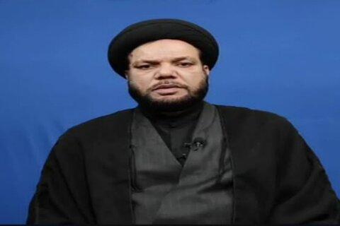 مولانا سید رضا حیدر زیدی