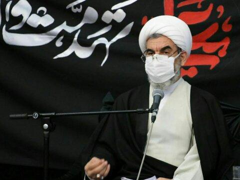 حجت الاسلام رضوانی قزوین