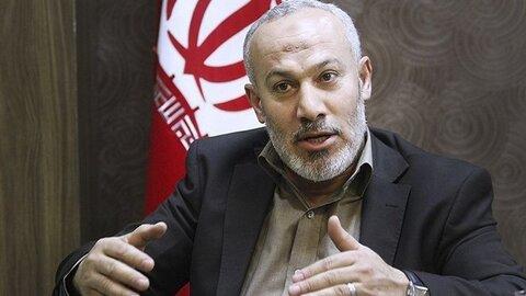 ناصر ابوشریف، نماینده جنبش جهاد اسلامی