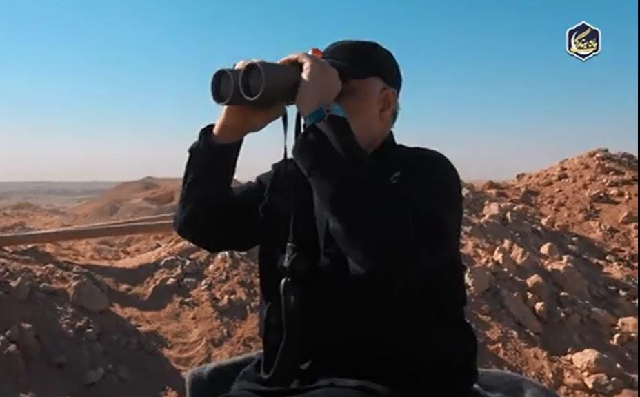 فیلم | مستند «قاسم» روایتی از تولد تا شهادت سردار قاسم سلیمانی