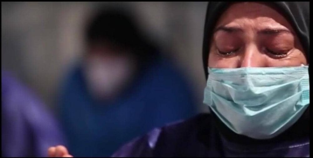 نماهنگ | مراسم شب قدر در بیمارستان حضرت علی اصغر(ع) شیراز