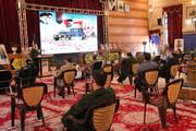 تصاویر/ همایش مکتب حاج قاسم، مقاومت فلسطین، بیداری اسلامی در بوشهر