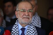 کشورهای اسلامی با اتحاد مقابل ظلم آمریکا و اسرائیل بایستند