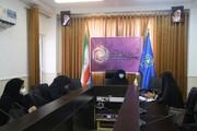 تصاویر/ نشست خبری پذیرش سراسری حوزه علمیه خواهران خوزستان