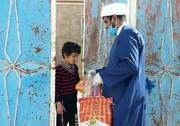 حضور یک امام جمعه جهادی در مهرواره «محله همدل» + عکس