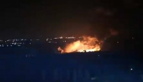 الدفاعات الجوية السورية تتصدى لعدوان صهيوني على اللاذقية
