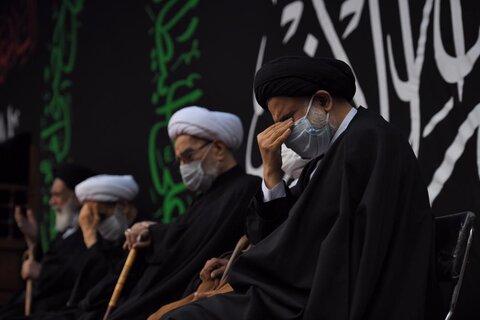 تصاویر/ مراسم عزاداری شهادت امام علی(ع) در مشهد مقدس