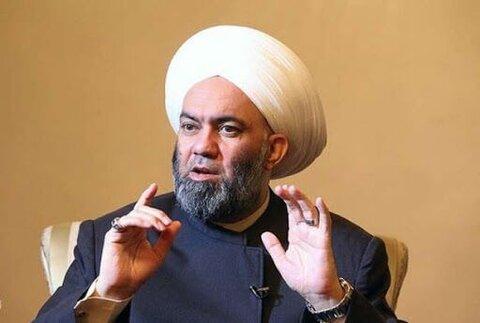 شیخ خالد ملا رئیس جماعت علمای عراق
