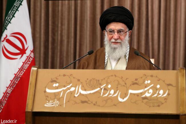 ساعت سخنرانی رهبر معظم انقلاب در روز قدس تغییر کرد