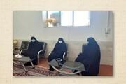 تشکیل هیئت اندیشه ورز مدرسه علمیه فاطمیه شهرستان اشکذر