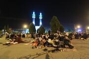 تصاویر/ مراسم احیای شب بیست و سوم ماه رمضان در بیرجند