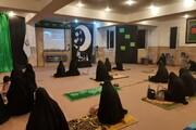 تصاویر/ مراسم احیای شب بیست و سوم ماه رمضان در مدرسه علمیه الزهرا (س) ارومیه