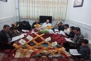 استقبال خانوادههای شهرستان هویزه از طرح محفل خانگی قرآن کریم