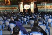 تصاویر/ مراسم شب بیست و سوم ماه رمضان در مسجد جنرال ارومیه