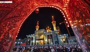 تصاویر/ مراسم احیای شب قدر در حرم امامین کاظمین (علیهما السلام)