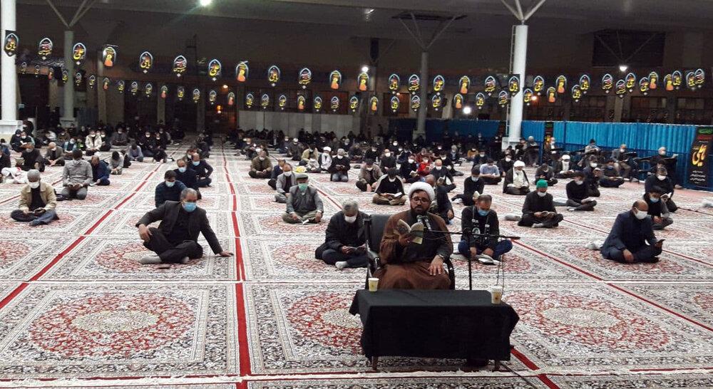 تصاویر/ مراسم سومین شب قدر در بجنورد