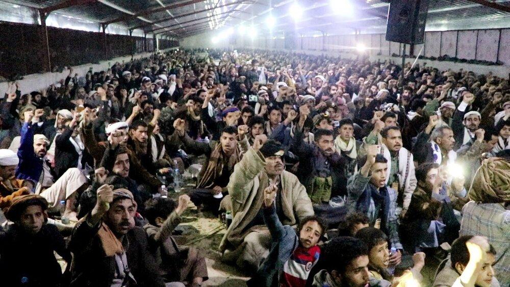 تصاویر/ مراسم سوگواری شهادت حضرت امیرالمومنین(ع) در استان های یمن