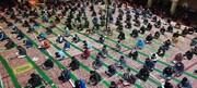 تصاویر/ کرگل میں لیلۃ القدر کے پر رونق مجالس منعقد