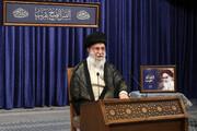 صوت کامل سخنرانی تلویزیونی رهبر معظم انقلاب به مناسبت روز جهانی قدس