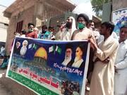 تصاویر/ اصغریہ آرگنائزیشن پاکستان کی طرف سے سندھ  میں یوم القدس کی آزادی کے لیے احتجاجی مظاہرہ اور ریلیاں نکالی گئی