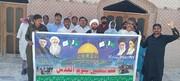یوم القدس اسلام و انسانیت کی پاسبانی اور دنیا بھر کے ظالموں سے بیزاری اور مظلوموں کی حمایت کا دن ہے، کامران رضا سومرو
