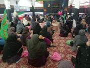 تصاویر/ روز قدس زیر اہتمام زینبیہ ویمن ولفئیر سوسایٹی امام خمینی میموریل ٹرسٹ کرگل لداخ