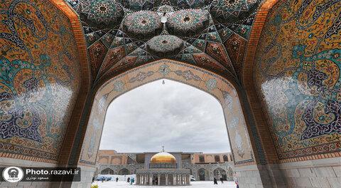 عالمی یوم قدس پر امام رضا (ع) کے حرم کے خصوصی پروگراموں کا اعلان