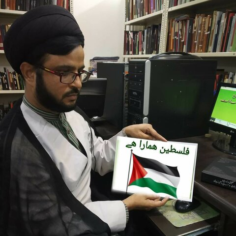 مولانا سید غافر رضوی
