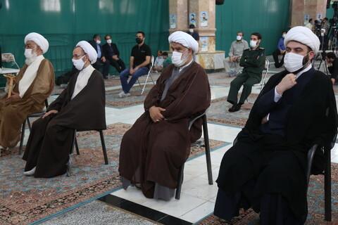 تصاویر/ اولین همایش بین المللی شهید قدس