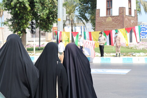 به آتش کشیده شدن پرچم اسراییل در روز قدس