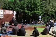 تصاویر   تقدیر از نیروهای جهادی قرارگاه شهید مدنی همدان
