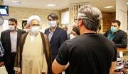 حضور دادستان کل کشور در ندامتگاه تهران بزرگ