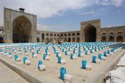 تصاویر/ «رزمایش ضیافت همدلی» در اصفهان