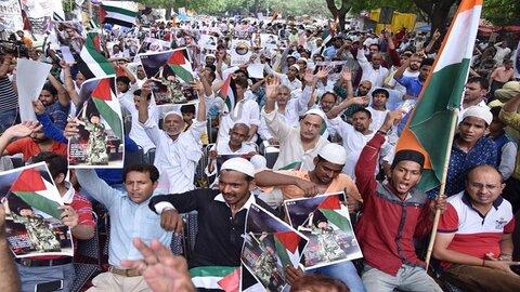 عالمی یوم القدس کے موقع پر ہندوستان کے مختلف علاقوں میں ریلیاں اور جلوس