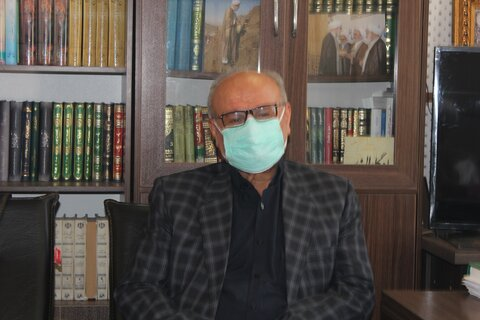 مدیر کل بنیاد شهید وامور ایثارگران قزوین