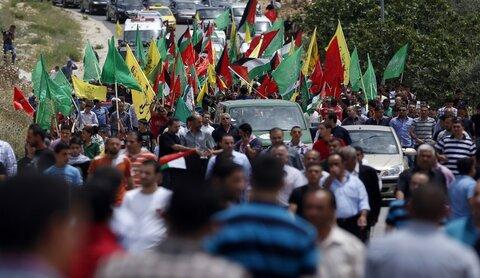 الفصائل والقوى الفلسطينية تدعو لمسيرات نصرة القدس مساء اليوم